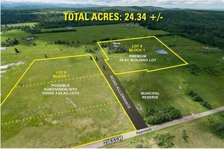 Photo 2: 256 Street W Near Priddis: Rural Foothills County Land for sale : MLS®# A1057790