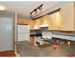 """Photo 3: 118 20200 56TH Avenue in Langley: Langley City Condo for sale in """"The Bentley"""" : MLS®# F2808875"""