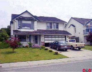 "Photo 1: 3266 FIRHILL Drive in Abbotsford: Abbotsford West House for sale in ""Rock Hill Estates"" : MLS®# F2702231"