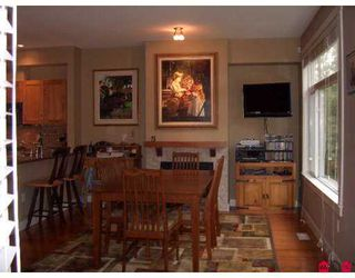 "Photo 3: 15255 36TH Ave in Surrey: Morgan Creek Townhouse for sale in ""Ferngrove"" (South Surrey White Rock)  : MLS®# F2704824"
