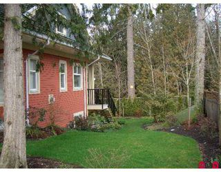"Photo 2: 15255 36TH Ave in Surrey: Morgan Creek Townhouse for sale in ""Ferngrove"" (South Surrey White Rock)  : MLS®# F2704824"