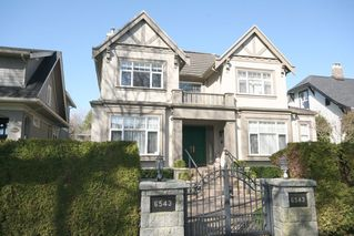 Photo 1:  in Vancouver: Home for sale : MLS®# V760945