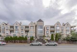 """Photo 1: 210 7633 ST. ALBANS Road in Richmond: Brighouse South Condo for sale in """"ST. ALBANS COURT"""" : MLS®# R2400720"""