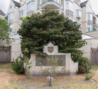 """Photo 2: 210 7633 ST. ALBANS Road in Richmond: Brighouse South Condo for sale in """"ST. ALBANS COURT"""" : MLS®# R2400720"""
