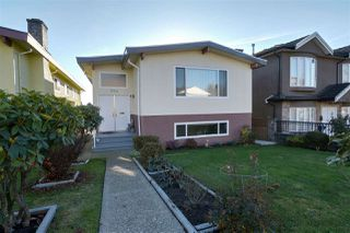 Main Photo: 554 E 62ND Avenue in Vancouver: South Vancouver House for sale (Vancouver East)  : MLS®# R2421703