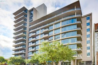 Photo 1: 1211 845 Yates Street in VICTORIA: Vi Downtown Condo Apartment for sale (Victoria)  : MLS®# 419674