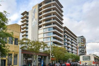 Photo 2: 1211 845 Yates Street in VICTORIA: Vi Downtown Condo Apartment for sale (Victoria)  : MLS®# 419674