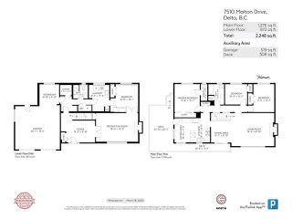 "Photo 20: 7510 MALTON Drive in Delta: Nordel House for sale in ""ROYAL YORK"" (N. Delta)  : MLS®# R2448645"