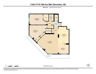 Photo 12: 1104 11710 100 Avenue in Edmonton: Zone 12 Condo for sale : MLS®# E4209522