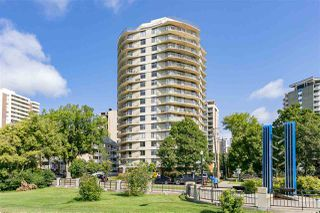 Photo 2: 1104 11710 100 Avenue in Edmonton: Zone 12 Condo for sale : MLS®# E4209522