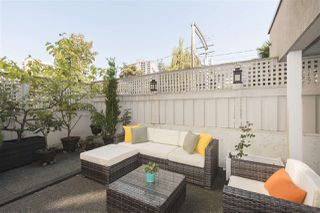 """Main Photo: 105 1525 PENDRELL Street in Vancouver: West End VW Condo for sale in """"CHARLOTTE GARDENS"""" (Vancouver West)  : MLS®# R2495970"""
