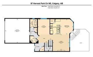 Photo 35: 97 Harvest Park Circle NE in Calgary: Harvest Hills Detached for sale : MLS®# A1049727