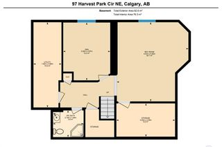 Photo 36: 97 Harvest Park Circle NE in Calgary: Harvest Hills Detached for sale : MLS®# A1049727