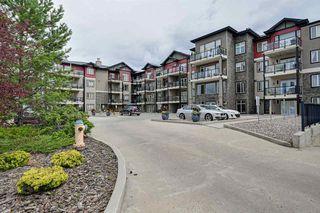 Main Photo: 219 12408 15 Avenue in Edmonton: Zone 55 Condo for sale : MLS®# E4221639