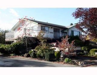 "Photo 1: 5378 WILLOW Place in Ladner: Hawthorne House for sale in ""HAWTHORNE"" : MLS®# V795164"