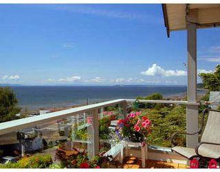 Photo 6: New Price - PANORAMIC OCEAN VIEWS - 14981 BEACHVIEW AV: White Rock House for sale ()  : MLS®# New Price - PANORAMIC OCEAN VIEW
