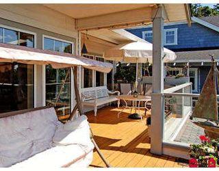 Photo 5: New Price - PANORAMIC OCEAN VIEWS - 14981 BEACHVIEW AV: White Rock House for sale ()  : MLS®# New Price - PANORAMIC OCEAN VIEW