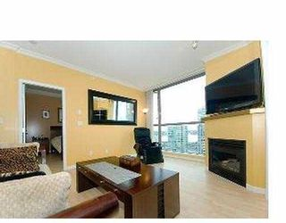 "Photo 3: 2204 928 RICHARDS Street in Vancouver: Downtown VW Condo for sale in ""THE SAVOY"" (Vancouver West)  : MLS®# V669539"