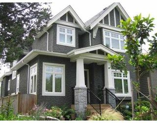 Photo 1: 4238 W 15TH Avenue in Vancouver: Point Grey House for sale (Vancouver West)  : MLS®# V677823