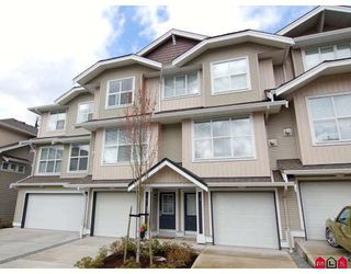 """Photo 10: 4 20460 66TH Avenue in Langley: Willoughby Heights Townhouse for sale in """"Willow Edge"""" : MLS®# F2808109"""