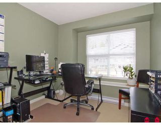 """Photo 8: 4 20460 66TH Avenue in Langley: Willoughby Heights Townhouse for sale in """"Willow Edge"""" : MLS®# F2808109"""