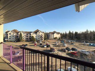 Photo 19: 448 10520 120 Street in Edmonton: Zone 08 Condo for sale : MLS®# E4168999