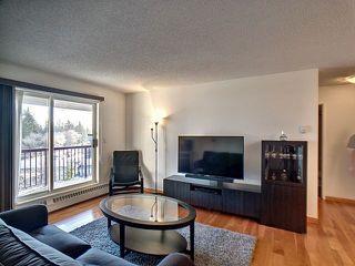 Photo 2: 448 10520 120 Street in Edmonton: Zone 08 Condo for sale : MLS®# E4168999