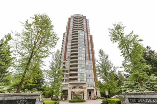 "Main Photo: 2303 6838 STATION HILL Drive in Burnaby: South Slope Condo for sale in ""Belgravia"" (Burnaby South)  : MLS®# R2412956"