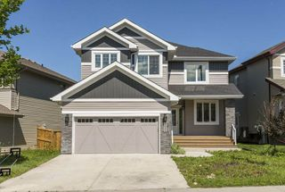 Main Photo: 1040 ARMITAGE Crescent in Edmonton: Zone 56 House for sale : MLS®# E4180183