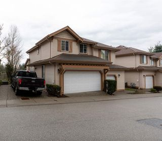 "Main Photo: 8 35287 OLD YALE Road in Abbotsford: Abbotsford East Townhouse for sale in ""The Falls"" : MLS®# R2423306"