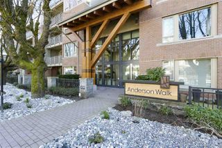"""Main Photo: 105 119 W 22ND Street in North Vancouver: Central Lonsdale Condo for sale in """"Anderson Walk"""" : MLS®# R2449762"""
