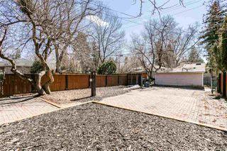 Photo 37: 11533 UNIVERSITY Avenue in Edmonton: Zone 15 House for sale : MLS®# E4194934