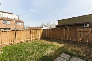 Photo 22: 536 Willow Court in Edmonton: Zone 20 Townhouse for sale : MLS®# E4195268