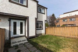 Photo 21: 536 Willow Court in Edmonton: Zone 20 Townhouse for sale : MLS®# E4195268