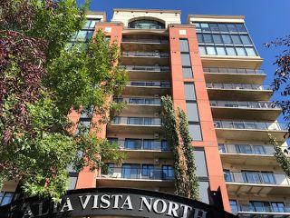 Photo 1: 1206 10319 111 Street NW in Edmonton: Zone 12 Condo for sale : MLS®# E4210063