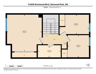 Photo 35: 9 2030 BRENTWOOD Boulevard: Sherwood Park Townhouse for sale : MLS®# E4211743