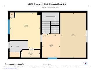 Photo 34: 9 2030 BRENTWOOD Boulevard: Sherwood Park Townhouse for sale : MLS®# E4211743