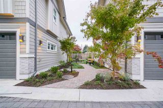 """Photo 40: 6 9219 WILLIAMS Road in Richmond: Saunders Townhouse for sale in """"WILLIAMS + PARK"""" : MLS®# R2523707"""