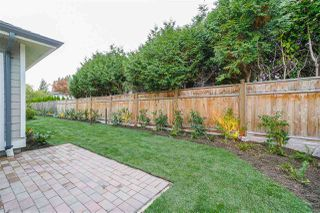 """Photo 36: 6 9219 WILLIAMS Road in Richmond: Saunders Townhouse for sale in """"WILLIAMS + PARK"""" : MLS®# R2523707"""