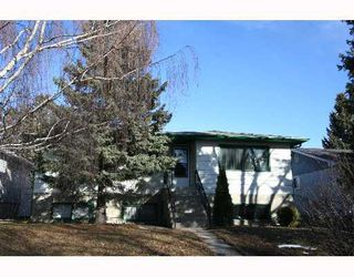 Photo 1:  in CALGARY: Glenbrook Residential Detached Single Family for sale (Calgary)  : MLS®# C3254776