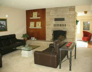 Photo 3: 320 KELVIN Boulevard in WINNIPEG: River Heights / Tuxedo / Linden Woods Single Family Detached for sale (South Winnipeg)  : MLS®# 2706871