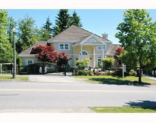 Photo 1: 1509 PARKWAY Boulevard in Coquitlam: Westwood Plateau House for sale : MLS®# V657821
