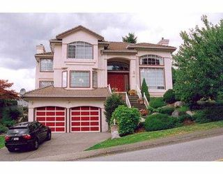 Photo 1: 63 RAVINE Drive in Port_Moody: Heritage Mountain House for sale (Port Moody)  : MLS®# V658143