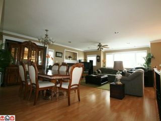 Photo 3: 3798 LETHBRIDGE DR in ABBOTSFORD: Abbotsford East House for rent (Abbotsford)