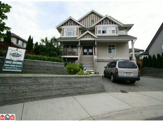 Photo 1: 3798 LETHBRIDGE DR in ABBOTSFORD: Abbotsford East House for rent (Abbotsford)