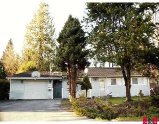 Photo 1: 12259 85TH Avenue in Surrey: Queen Mary Park Surrey House for sale : MLS®# F2725613