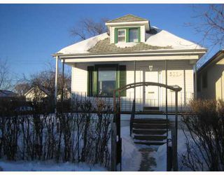 Photo 1: 351 LARSEN Avenue in WINNIPEG: East Kildonan Residential for sale (North East Winnipeg)  : MLS®# 2802173