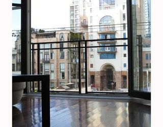 "Photo 5: 410 1275 HAMILTON Street in Vancouver: Downtown VW Condo for sale in ""ALDA"" (Vancouver West)  : MLS®# V694571"