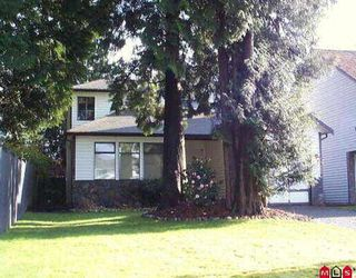 "Photo 1: 15544 91ST AV in Surrey: Fleetwood Tynehead House for sale in ""Berkshire"" : MLS®# F2506448"