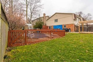 Photo 34: 2166 Longshire Drive in Burlington: Brant Hills House (Bungalow-Raised) for sale : MLS®# W4731080